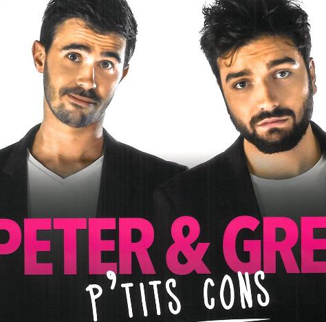 """Peter et Greg """"p'tits cons"""""""
