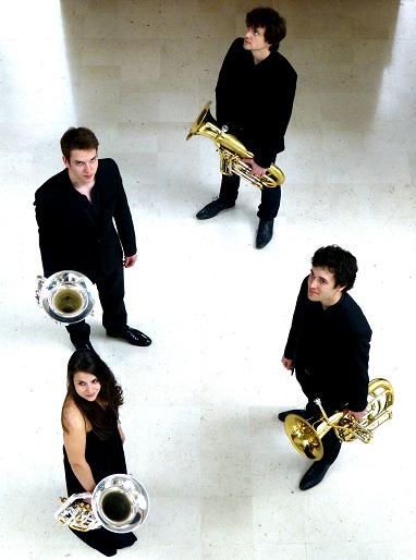 Quatuor saxhorns