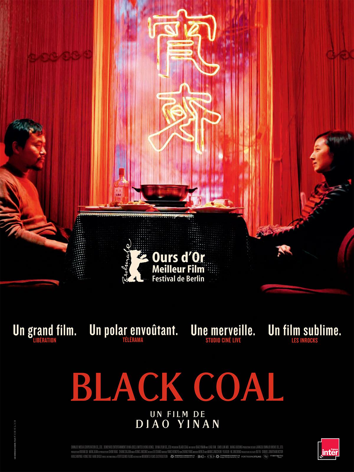 Le film du Ciné club : Black Coal
