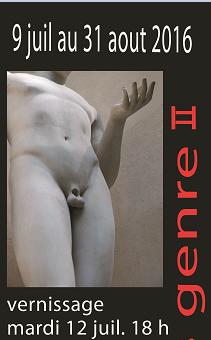 """Exposition de photographie """" Mauvais genre II"""""""