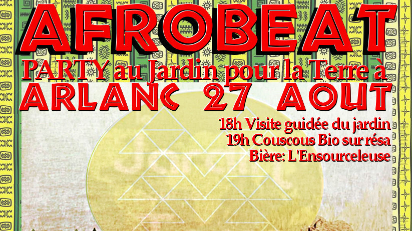 L'AFROBEAT Party