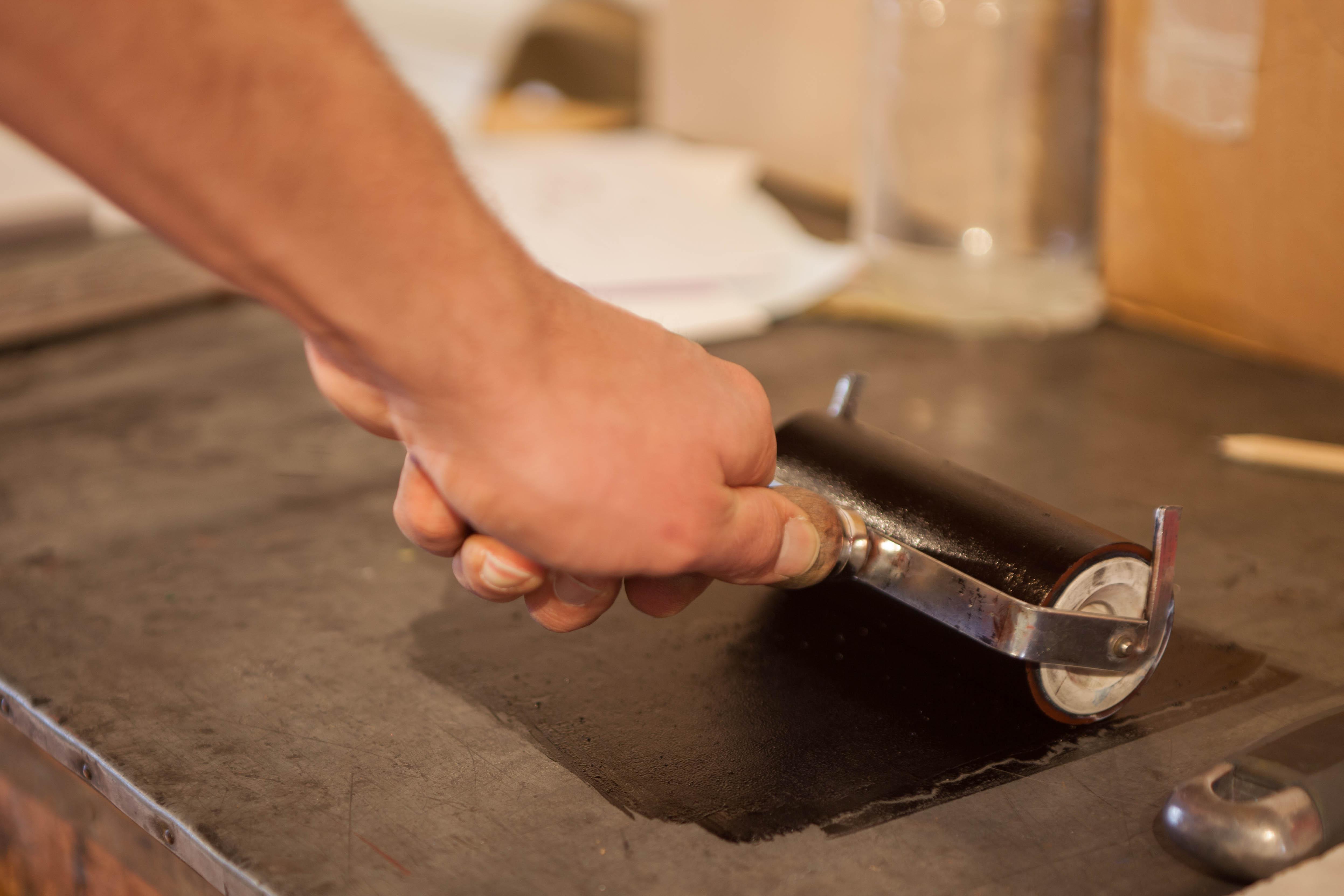 Atelier linogravure ou xylogravure