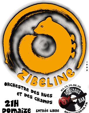 Zibeline Orchestre des rues et des champs