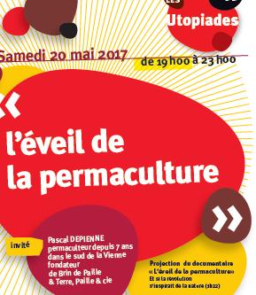 Utopiade n° 53 L'éveil de la permaculture