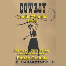 Cowboy / Cabaret mobile