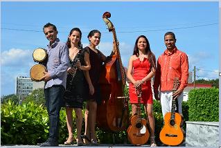 CUARTETO DE GUITARRA DE LA HABANA en Concert