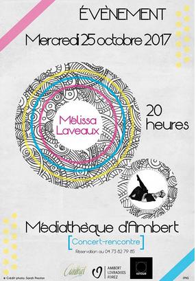Rencontre musicale avec Mélissa Laveaux