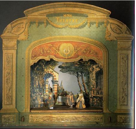 Théâtres Papier, exposition R-Évolution