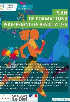 FORMATIONS POUR BÉNÉVOLES D'ASSOCIATIONS