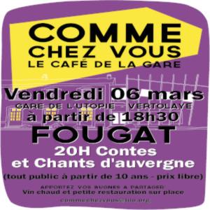 Fougat-Contes et chants d\'Auvergne